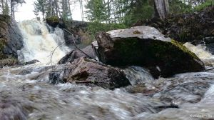 Juveninkosken vesiputous Tero Hintsa