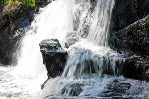 Strömberginkosken vesiputous