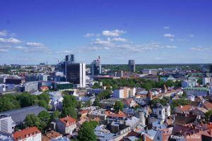 Tallinna skyline Tero Hintsa