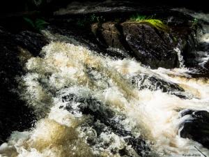 Olympus TG4 Myllykoski waterfall Tero Hintsa