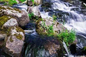 Kalmakurjenkoski waterfalls Tero Hintsa