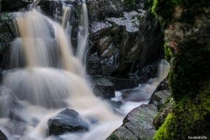 Tero Hintsa Koskenpää waterfalls