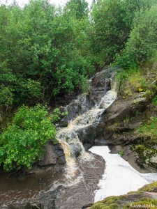 Koskenpää waterfalls Helmeri Hintsa