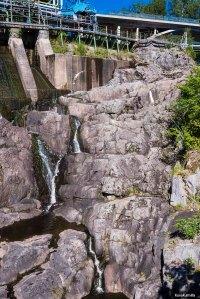 Kyröskoski waterfall Tero Hintsa