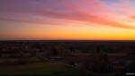 Auringonlasku Suokonmäen näkötornista Tero Hintsa