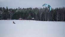 Kyrkösjärvi Leijalautailija Tero Hintsa