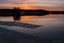 Auringonlasku 30.3.2016