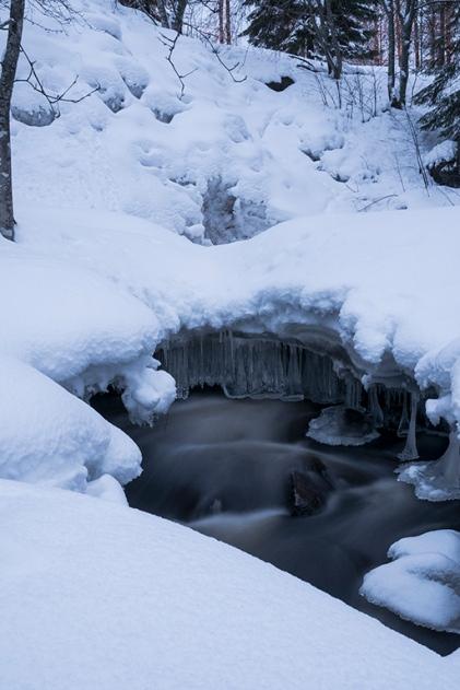 Juveninkosken vesiputous Jämsä Tero Hintsa
