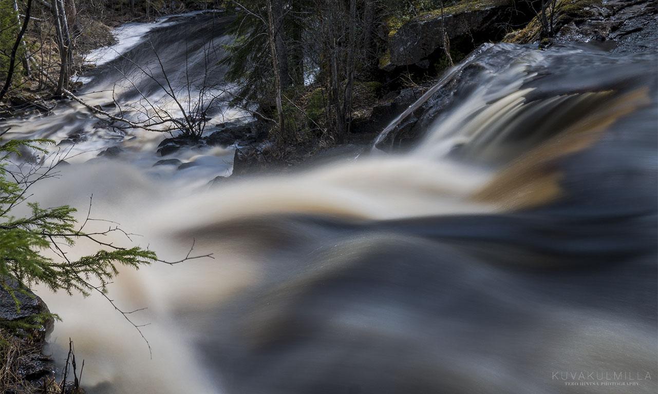 Varisjoki Kuusamo