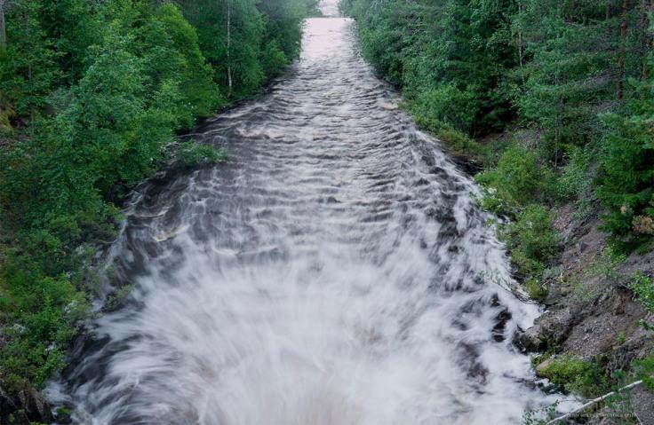 Haapajärvi Härkäahonkoski Kuvakulmilla Tero Hintsa